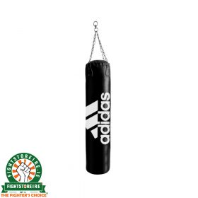 Adidas 6ft Kick and Punch Bag - Black