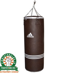 Adidas Fitness Kick and Punch FAT Bag - Brown