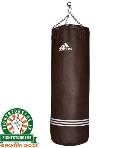 Adidas Kick and Punch FAT Bag - Brown