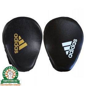 Adidas Leather Pro Focus Mitts