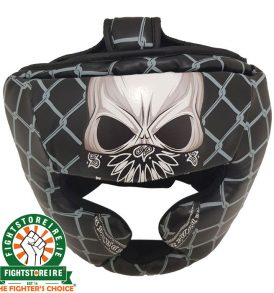 Booster Kids Skull Headguard
