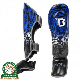 Booster LABYRINT Shinguards - Blue