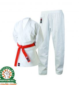 Cimac Student Judo Uniform - White 350g