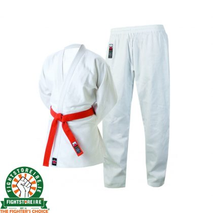 Cimac Student Judo Uniform - White 350g