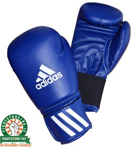 Adidas Speed 50 Boxing Gloves - Blue