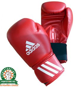 Adidas Speed 50 Boxing Gloves - Red