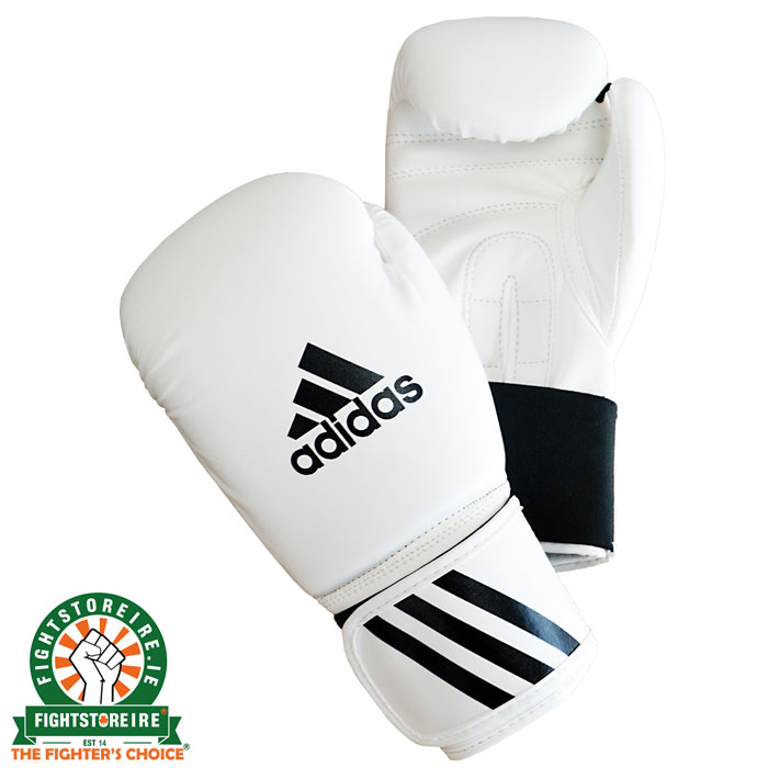 Adidas Womens Speed 100 Boxing Gloves 10oz 12oz Black /& Red