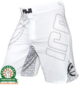 FUJI Sports Inverted Board Shorts - White