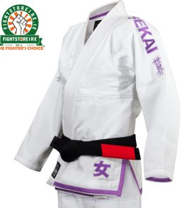 Fuji Sports Sekai Womens Purple BJJ Gi