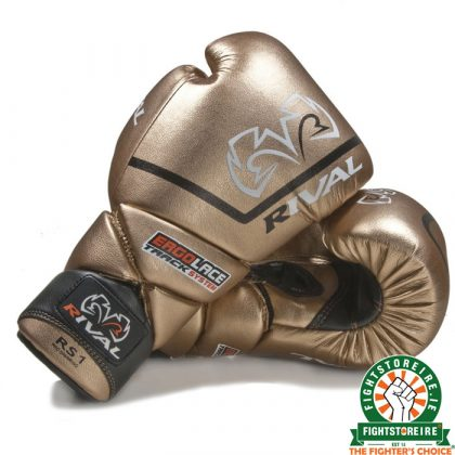 Rival RS1 Pro Sparring Gloves - Gold