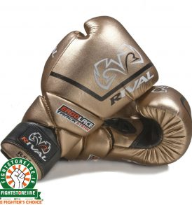 Rival RS1 Pro Sparring Gloves - Gold | Fight Store IRELAND