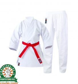 Cimac Gold Karate Uniform Japanese Cut - 17oz