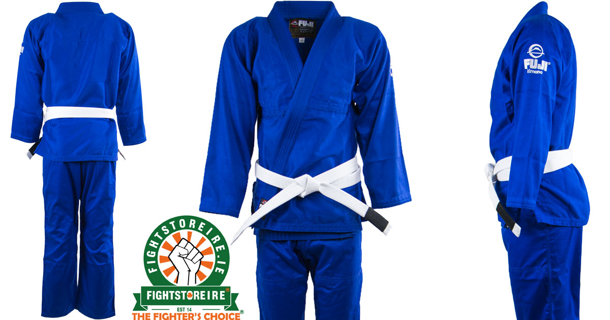 Fuji Saisho BJJ Gi - Blue | Fightstore IRE - The Fighter's