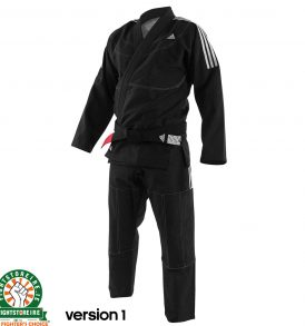 Adidas BJJ Contest Kimono - Black