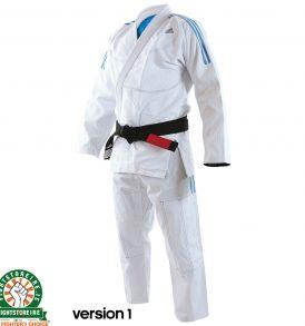 Adidas BJJ Contest Kimono - White