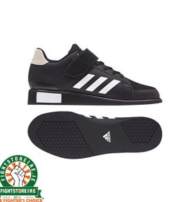 Adidas Power Perfect III Weightlifting Shoes - Black