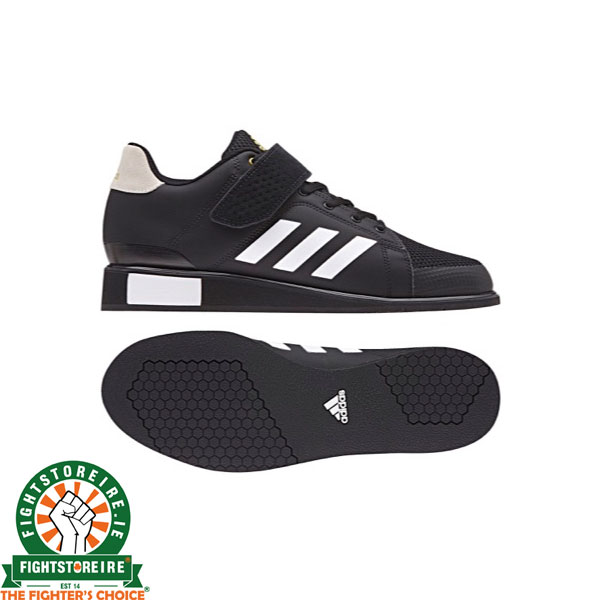 9d3c9d9acd9 Adidas Power Perfect III Weightlifting Shoes - Black