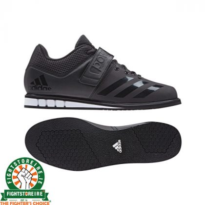Adidas Powerlift 3.1 Weightlifting Shoes - Black
