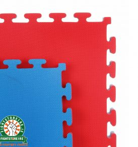 Reversible Premium Multi Purpose 20mm Jigsaw Mats - Red/Blue