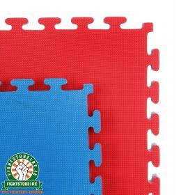 Reversible Premium Multi Purpose 20mm Jigsaw Mats - Red/Blue