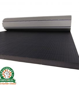 Rollaway Martial Arts Mat Carpet Top - Black