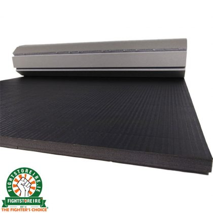 Rollaway Martial Arts Mat Carpet Top - Black