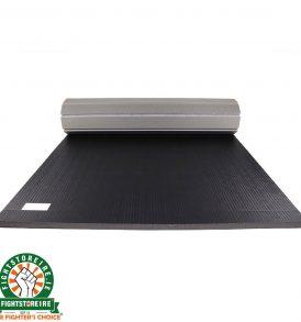 Rollaway Martial Arts Mat Vinyl Top - Black