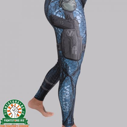 Valor Assassin Spats - Blue
