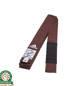 Adidas BJJ Brown Belt