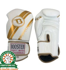 Booster V3 Thai Boxing Gloves - White/Gold