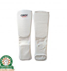 Cimac Shin Instep Protectors - White