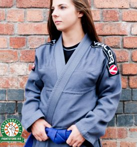 Valor Ladies Bravura BJJ GI - Navy