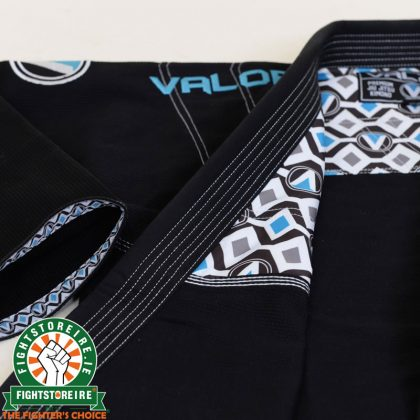 Valor Prime 2.0 Premium Lightweight BJJ Gi - Black