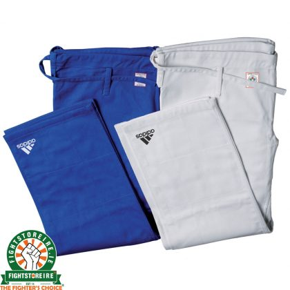 Adidas Champion II Judo Trousers - IJF Approved