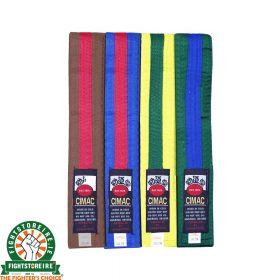 Cimac Coloured Striped Belts