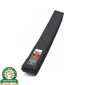 Cimac Superior Black Belt - Satin