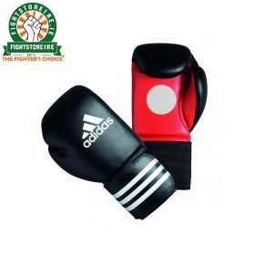 Adidas Boxing Coach Spar Gloves - Black/Red
