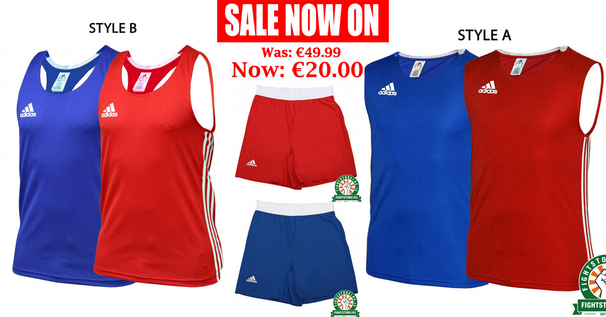 SALE! Competition Boxing Kits