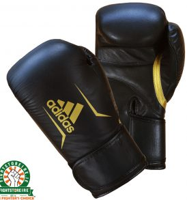 Adidas Speed 175 Boxing Gloves - Black