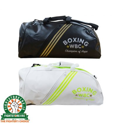Adidas WBC Boxing Holdall - PU 2 in 1
