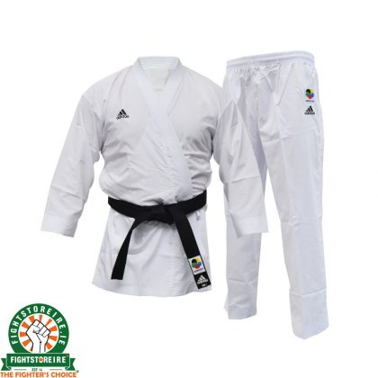 Adidas WKF Adi-light Kumite Karate Uniform - 4.5oz