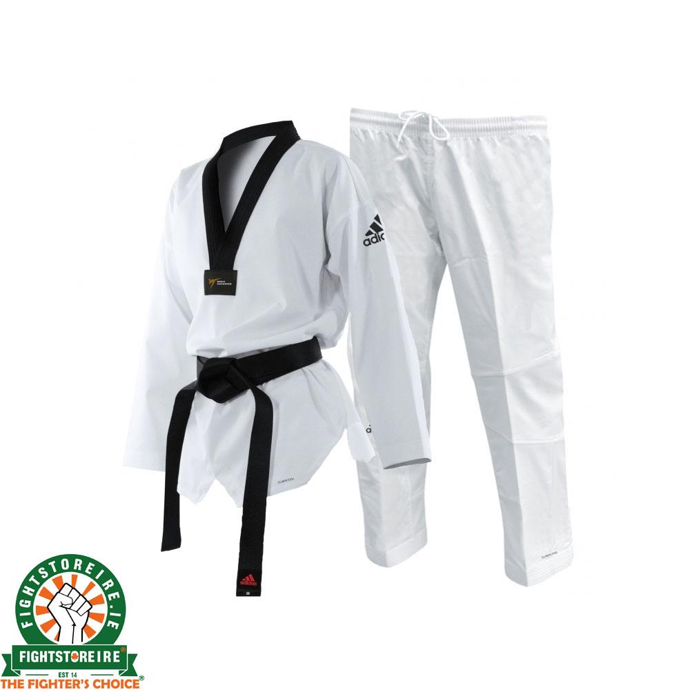 gatito No lo hagas Espantar  Adidas WT Adizero Dobok   Fightstore IRELAND - The Fighter's Choice!