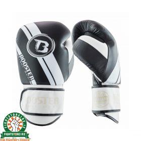 Booster PRO V3 Boxing Gloves - Black/White/Black