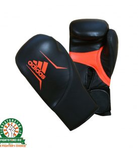 Adidas Speed 300 Boxing Gloves - Black