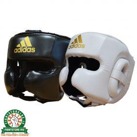 Adidas Speed Head Guard - Black & White
