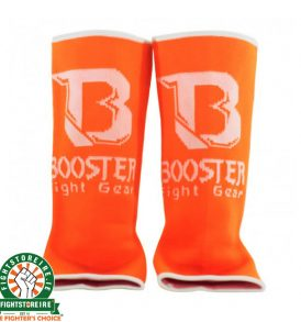 Booster PRO Range Ankle Guards - Orange