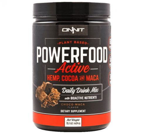 Onnit Powerfood Active Recipes
