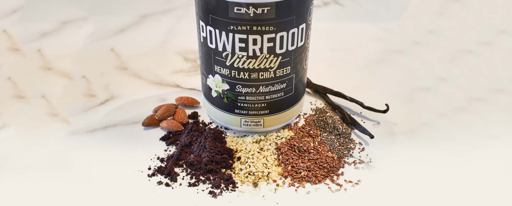 Onnit Powerfood Vitality Recipes