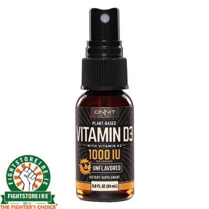 Onnit Vitamin D3 with Vitamin K2 Spray