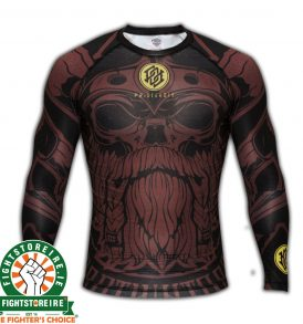 PRiDE or DiE Brotherhood Long Sleeve Rashguard